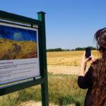 In the footsteps of Van Gogh at Auvers-sur-Oise