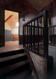 La chambre de Van Gogh à l'auberge Ravoux