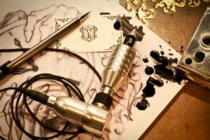 L'Encrerie, matériel de travail, © L'Encrerie