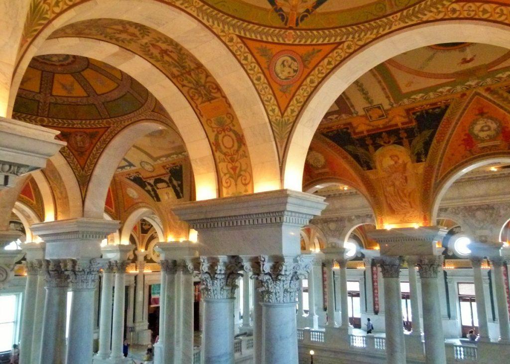 bibliothèque du congrès