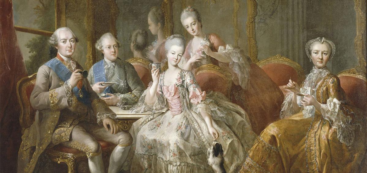 Jean-Baptiste Charpentier, La tasse de chocolat