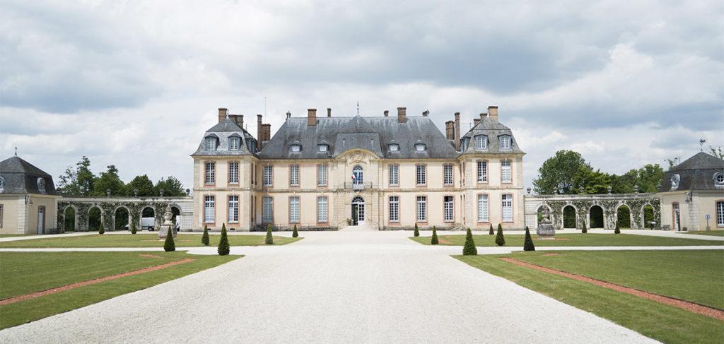 La Motte Tilly castle