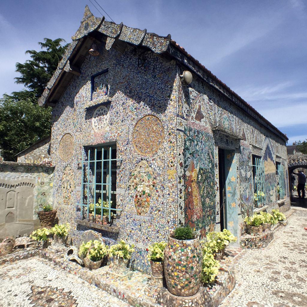 Visite de la maison picassiette chartres l uvre d une for Visite maison de star
