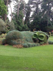 Claude Ponti, Jardin des Plantes de Nantes