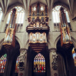 Orgue de la cathédrale Saints Michel et Gudule