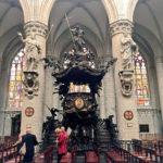 Chaire de la cathédrale Saints Michel et Gudule