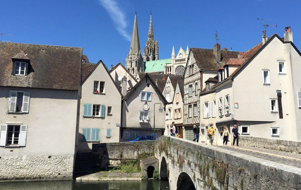 Un weekend à Chartres