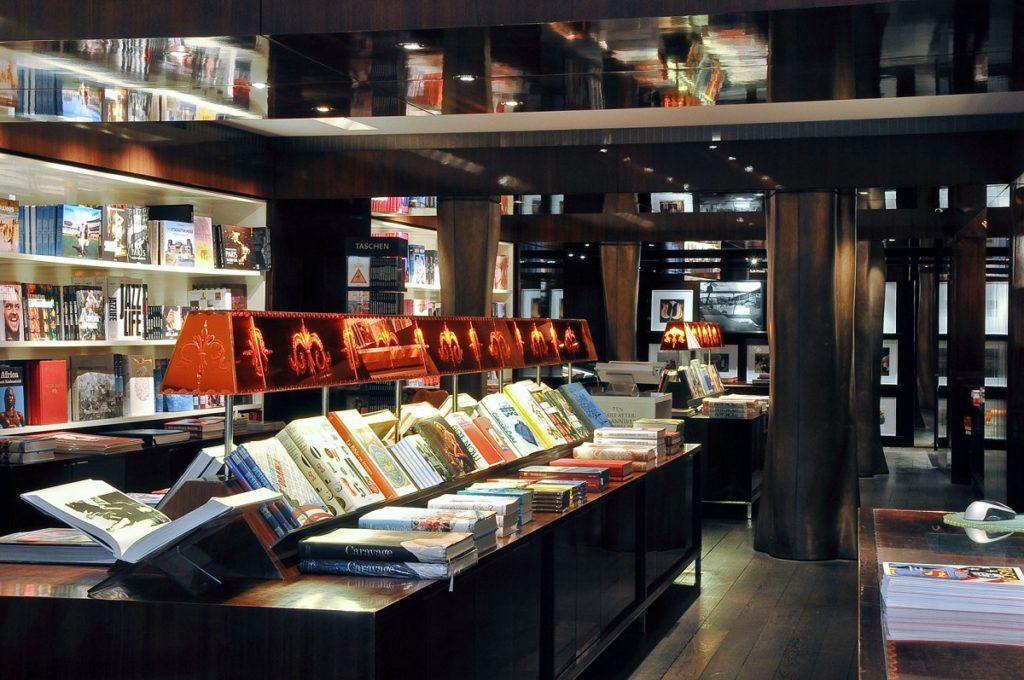 Taschen Store à Paris © Taschen