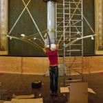 L'Opéra Comique en travaux