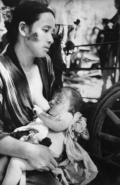"""Yosuke Yamahata, """"Nagasaki Journey"""", 10 août 1945"""