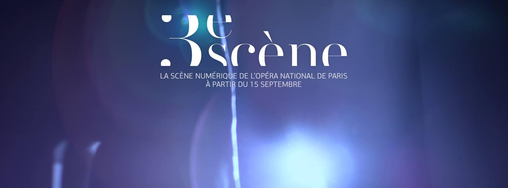 Opéra de Paris 3e scène