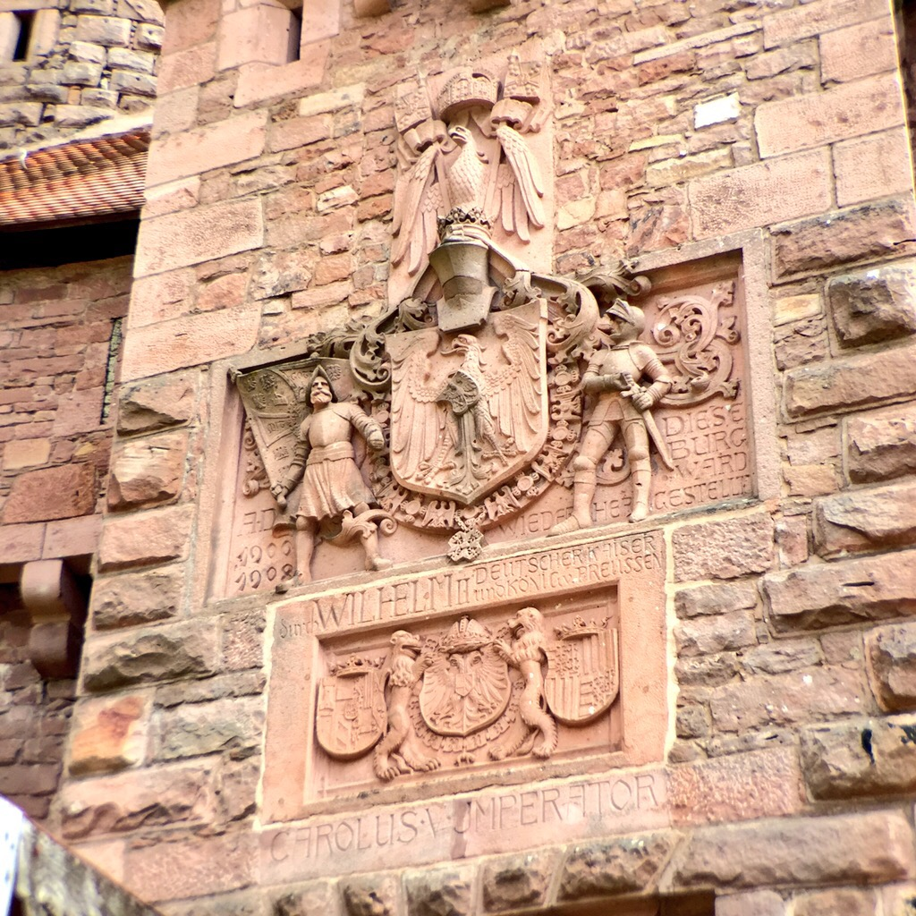 Blason de Guillaume II