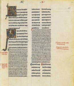 Averroès Grand commentaire sur Aristote