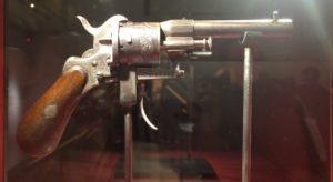 Verlaine - pistolet