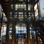 L'ascenseur du MIM