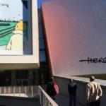 Musée Hergé à Louvain La Neuve Belgique