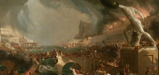 Thomas Cole, Le Destin des empires. La Destruction