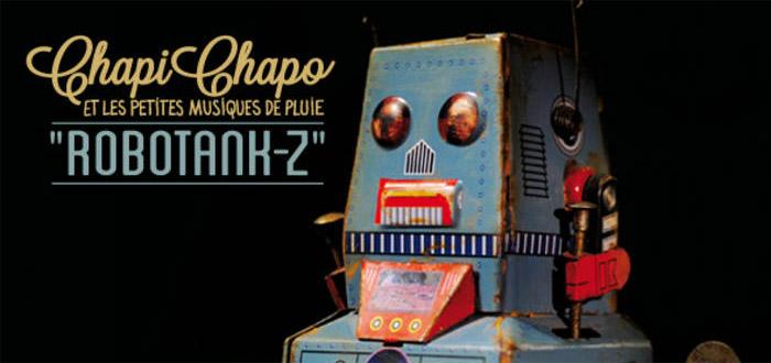 Chapi Chapo et les petites musiques de pluie