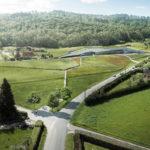 Lascaux IV Perspective architecturale ® Snohetta