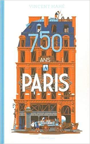 Idée cadeau pour parisien