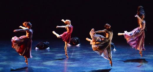 Les Nuits, Création 2013. Chorégraphie Angelin Preljocaj / Ballet Preljocaj © Jean-Claude Carbonne