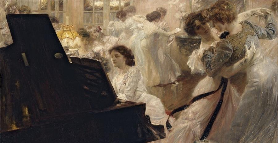 Bal Blanc, Joseph-Marius Avy