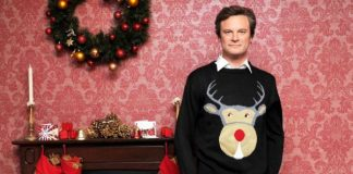 Noël Colin Firth dans Bridget Jones