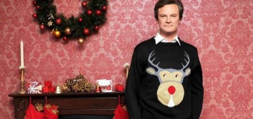 Noël Colin Firth dans Bridget Jones