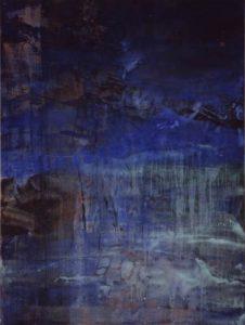 Makoto Fujimura,Between Two Waves of the Sea, Post 9/11, 2003, Tokyo