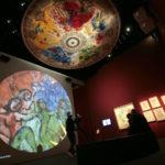 Atelier Le Plafond de Chagall © Jacques Demarthon AFP