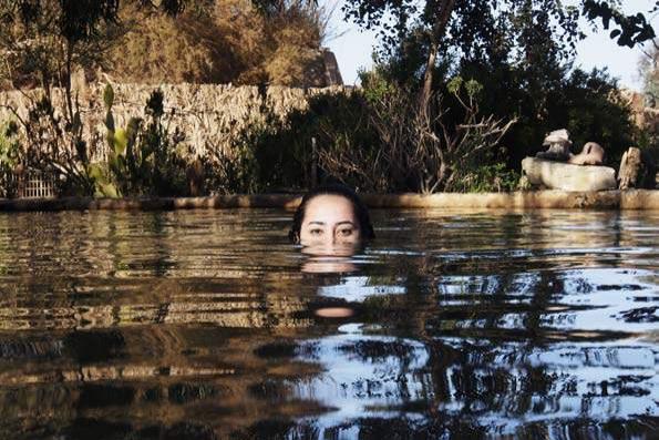 Mouna Saboni, Egypte 2, 2015 © Mouna Saboni