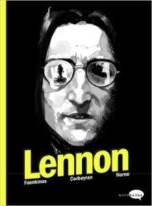 Bande dessinée Lennon