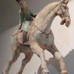 Joueuse de Polo, musée Guimet