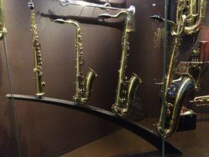 Instruments de musique - Cabinet des instruments de musique