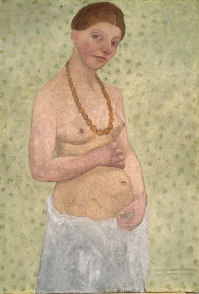 10.Paula Modersohn-Becker (1876-1907)