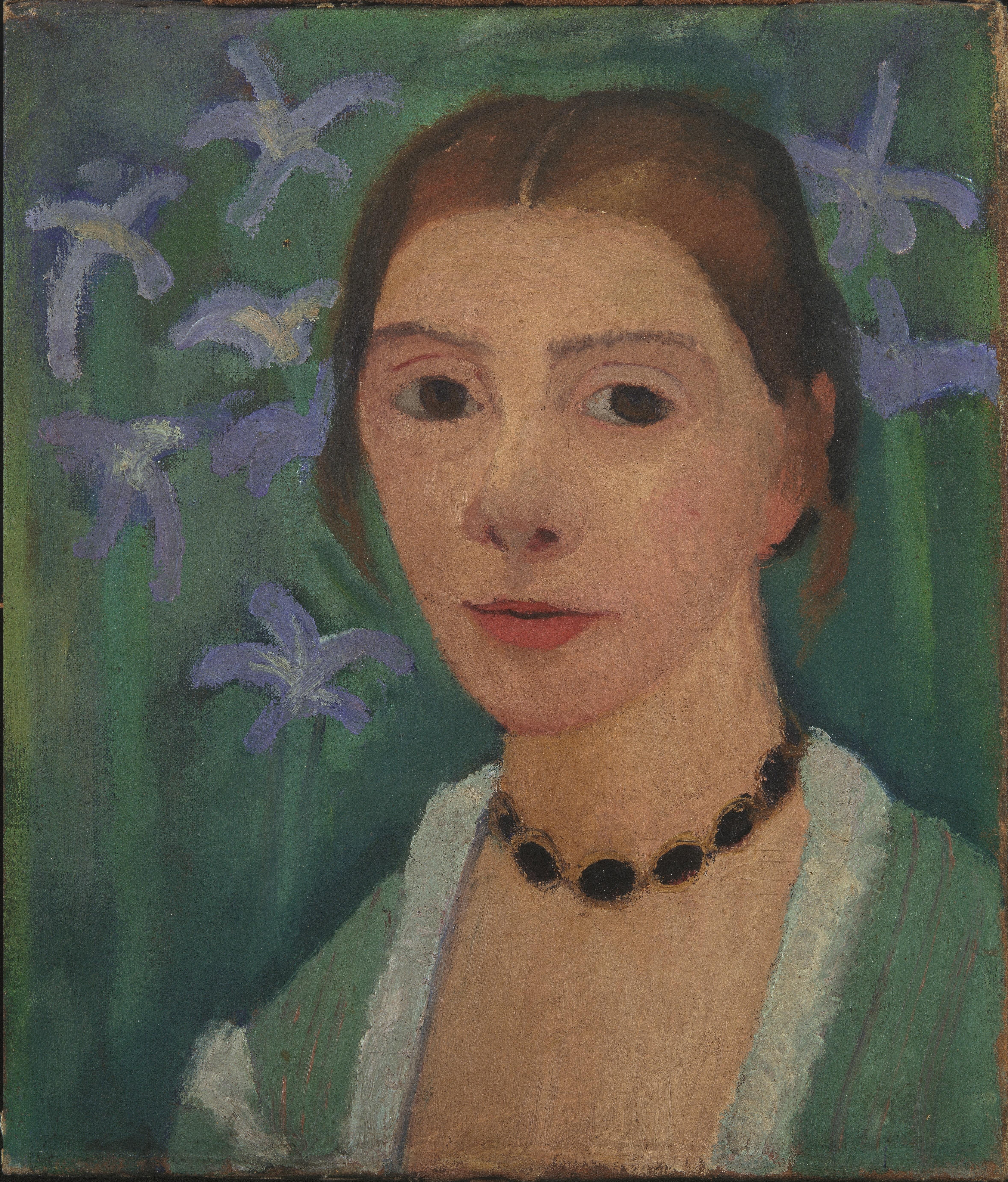 6.Paula Modersohn-Becker (1876-1907)