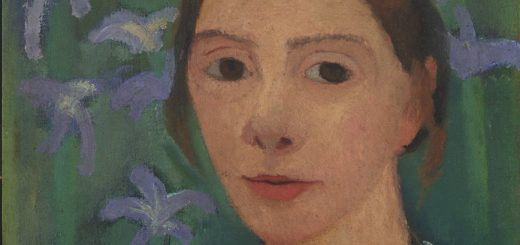 Paula Modersohn Becker Musée d'Art Moderne