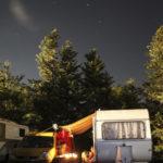 Habiter le campement - Camion de Travellers
