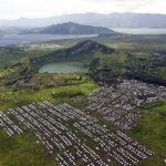 Habiter le campement - Camp de Mugunga en RDC