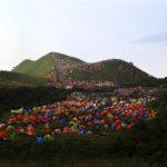 Habiter le campement - Festival de la tente à Pingxiang