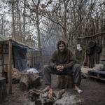 Habiter le campement - Le 'petit peuple' du bois de Vincennes