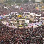 Habiter le campement - Occupation de la place Tahrir, 2011, Le Caire
