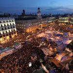 Habiter le campement - Occupy Plaza del Sol, Madrid, Espagne - Pablo Garcia Romano