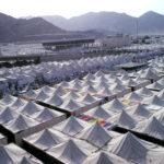 Habiter le campement - Pèlerinage à la Mecque