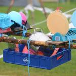 Habiter le campement - Rassemblement international de scouts à Rinkaby