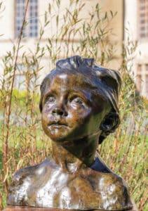 """""""La petite châtelaine"""" de Camille Claudel"""