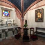 Chapelle du château de l'Islette