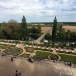 Jardin du château d'Ussé