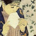 La Lettre, Mary Cassat