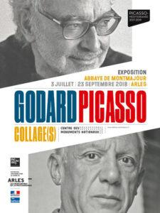 Exposition Godard - Picasso à l'Abbaye de Montmajour